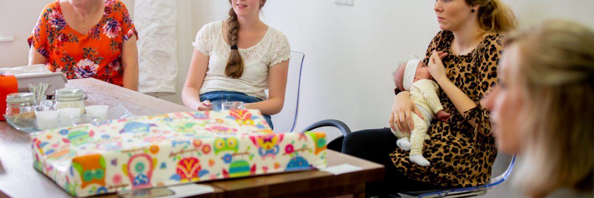 Jonge moedergroepen voor moeders met een eerste kind